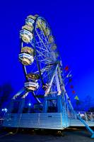 Ferris Wheel at Twilight