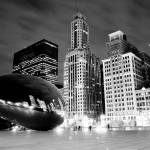 """Chicago - Cloud Gate"" by joshuarcraig"