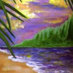 """Sandy Beach"" by elayne"