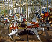 San Francisco Carousel at Yerba Buena Gardens