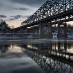 """Missouri River 2.15.2007"" by notleyhawkins"
