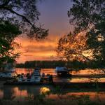"""""""River Sunset 5.10.2007"""" by notleyhawkins"""