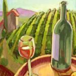 """vinyard"" by rastovich"