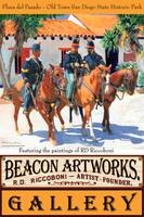 Beacon Artworks Poster Plaza Del Pasado