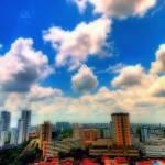 """""""fisheye orton city (bugis)"""" by notsogoodphotography"""
