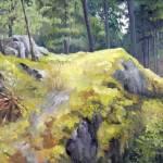 """""""Golden Moss II"""" by SteveNewcombe"""