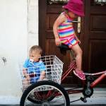 """Brother And Sister Bike Ride"" by joshuaphotography"