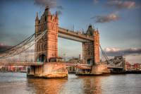 Tower Bridge @ sunset