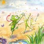 """""""killer frogs"""" by HSoodak"""