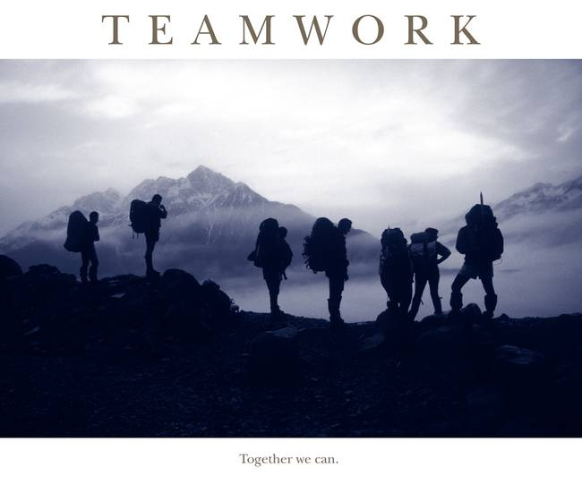 Teamwork Poster Kids Teamwork Poster For Kids