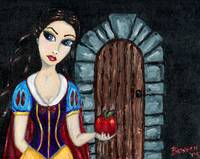 Snow White Considers the Apple