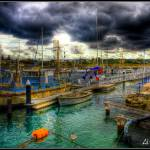 """Apollo Bay Docks HDR"" by avanti_35"