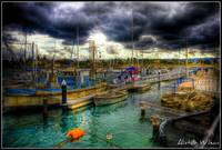 Apollo Bay Docks HDR