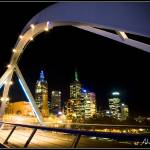 """Melbourne City @ Night"" by avanti_35"