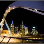 """Melbourne City @ Night"" by avanti_35"