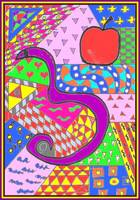 Apple & the serpent6