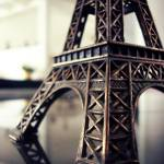 """Eiffel Tower"" by lizmarionga"