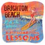 """Long Beach Island Surf Lessons"" by Cardona"