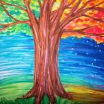 """Autumn Equinox"" by ADrawingADay"
