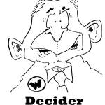 """Decider"" by badart"