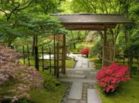 Through the Garden Gate ~Japanese Garden