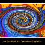 """The Color of Possibility"" by dianeward"