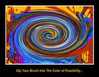 The Color of Possibility
