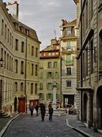 Genève, Street from the renaisance period