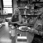 """Dinner in Readsville 6.3.2007"" by notleyhawkins"