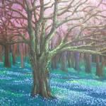 """""""Violet Park"""" by bclelandart"""
