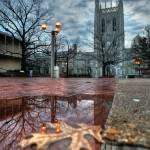 """Memorial Union Redux 1.8.2008"" by notleyhawkins"
