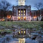 """Jesse Hall 12.28.2007"" by notleyhawkins"
