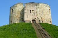 Clifford's Tower, York, England