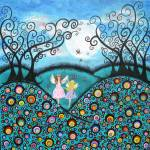 """""""Dance of the Angels"""" by juliryan"""