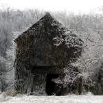 """Frosty Barn"" by KM_Preston_Photography"