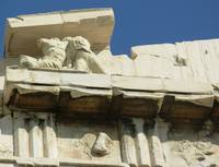 Parthenon Detail