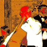 """""""String bass player"""" by CheneyLightPrint"""