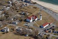 Chatham, Cape Cod Lighthouse Aerial