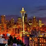 """""""Seattle from Kerry Park"""" by kjellarsen"""