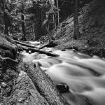 """Liberty Creek Pinhole 2"" by steveydphoto"