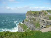 Cliffs of Moher Castle