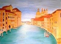 The Grand Canal, Venice