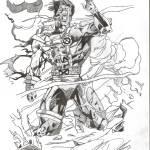"""Cyclops from X-men"" by drey80"