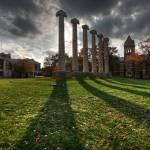 """Mizzou Campus"" by notleyhawkins"