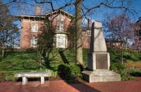 Jefferson's Tombstone
