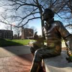 """Bronze Jefferson"" by notleyhawkins"
