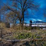 """Katy Bridge 4.16.2008"" by notleyhawkins"
