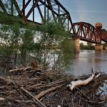 """Katy Bridge 5.15.2008"" by notleyhawkins"