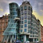 """HDR Dancing Buildings"" by sonnysideup"