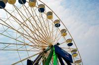 Ferris Wheel on the Ocean City Amusement Pier